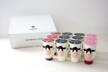 北海道産ミルク使用!トロケッテ・ウーノのギフトセット(8個入り)の画像