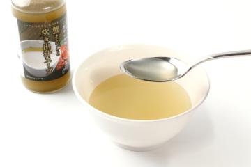 【カニだし】北海道天塩町「蟹まるごと炊き出汁スープ」180mlボトル1本の画像