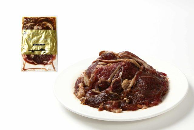 北海道産羊肉使用「潮風のサフォークジンギスカン」【味付き】280gの画像