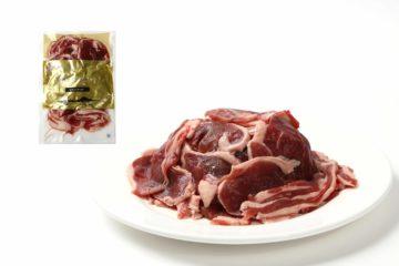 北海道産羊肉使用「潮風のサフォークジンギスカン」【味なし】250gの画像